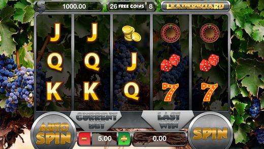 Triple Fruits Casino Machine Slots - FREE Slot Game Gold Jackpot