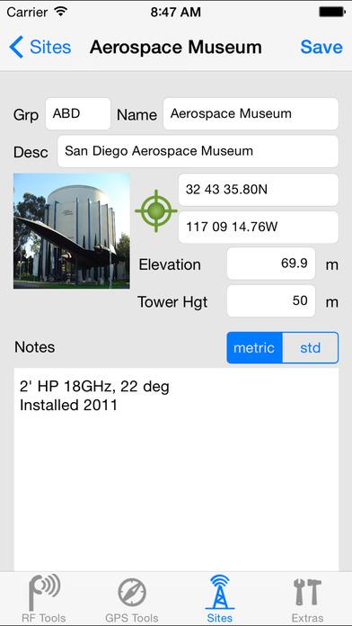 RF Toolbox iPhone Screenshot 5