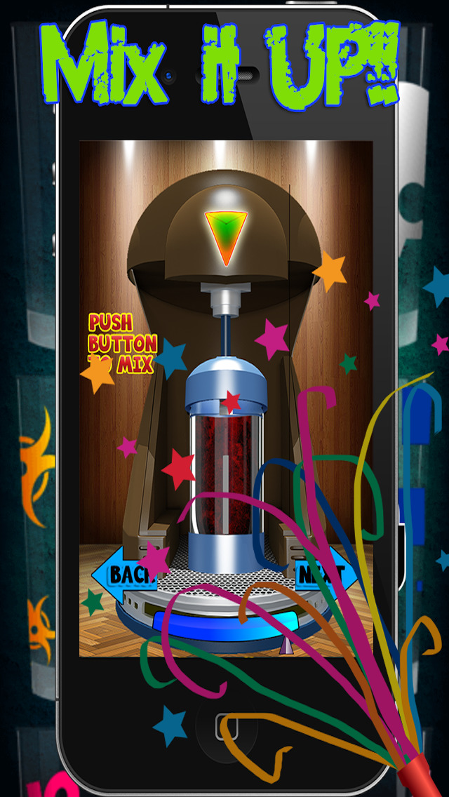 Abby's Crazy Water - Mad Frozen Juice Spikes Pro