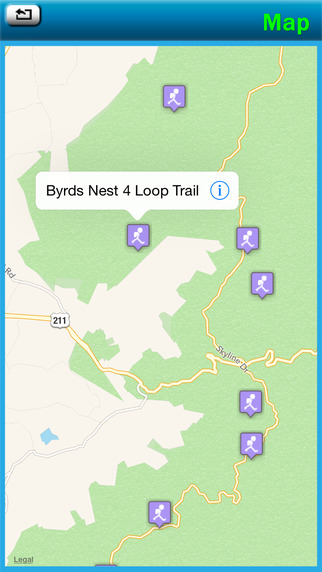 玩免費交通運輸APP|下載Shenandoah National Park   Revealed app不用錢|硬是要APP