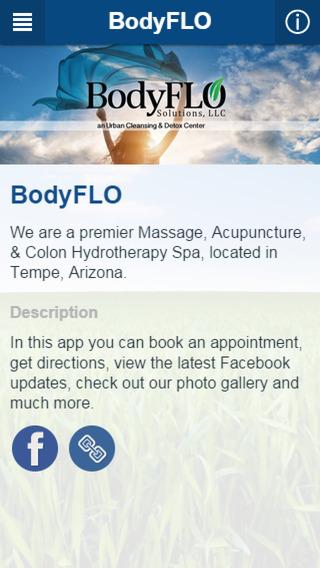 BodyFLO Solutions Scheduler