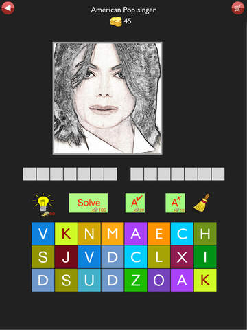 Singer Quiz screenshot 4