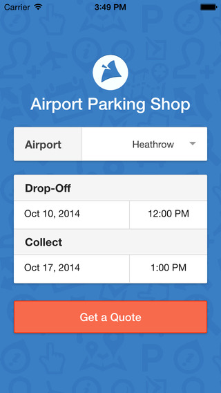 Airport Parking Shop - Compare Prices Book