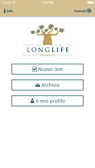 Long Life Formula® Index