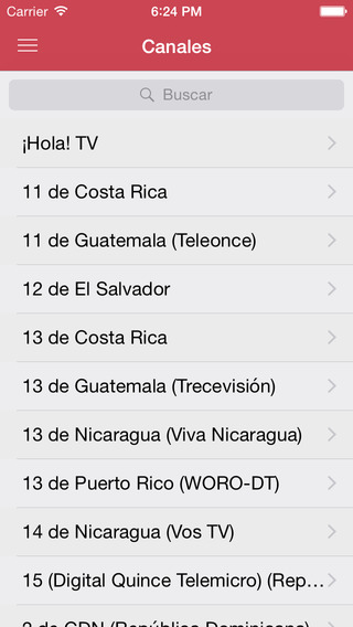 Televisión Hondureña