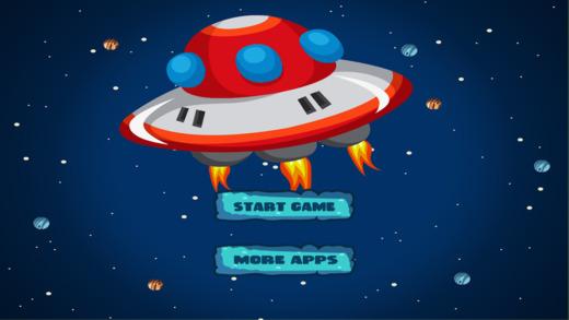 UFO Missiles Attack Invasion - Alien Space Craft Pilot Escape FREE