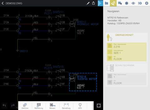 AutoCAD Electrical screenshot 2