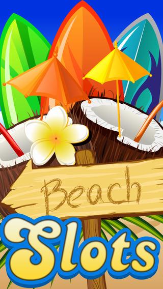 Amazing Slots Beach Vacation Casino HD - Win and Hit Big Jackpots Games Pro