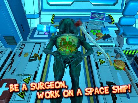 Alien Surgery Simulator 3D Full Screenshots