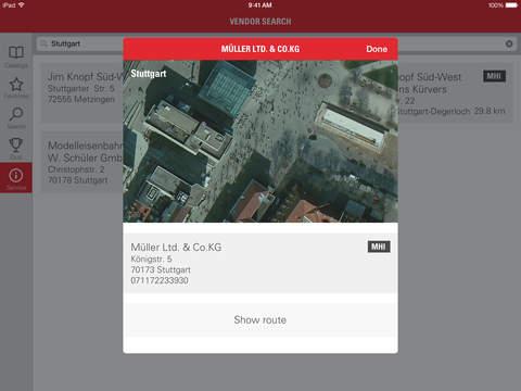 Märklin Product Catalog iPad Screenshot 5
