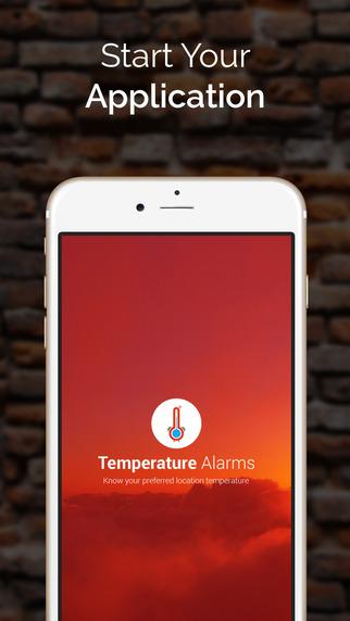 Temperature Alarms