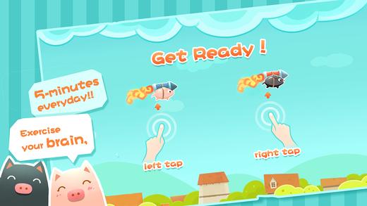 Jet Piggy - Brain Trainer