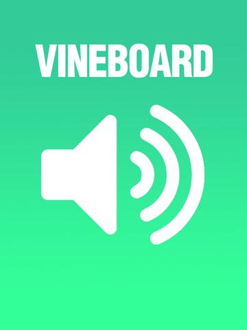 VINEBOARD Vine Sounds - The Ultimate Soundboard for Vine HD