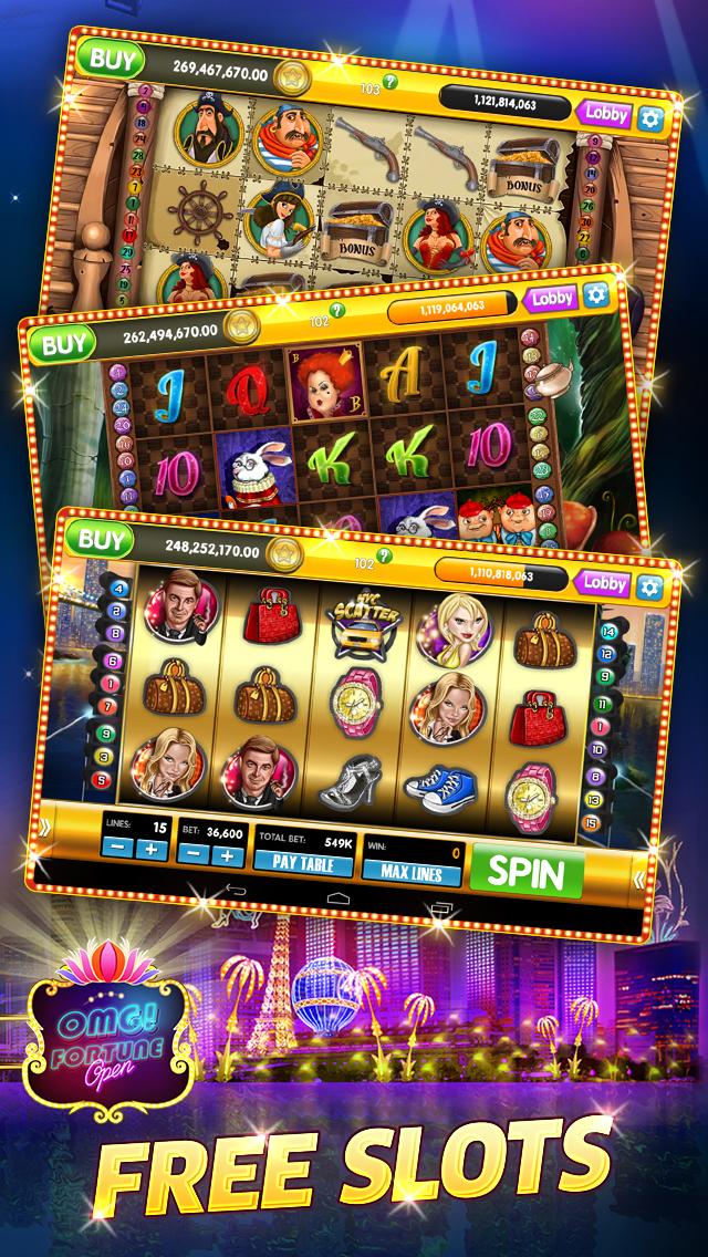 free slots mobile