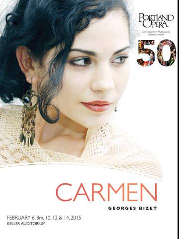 Portland Opera's Carmen