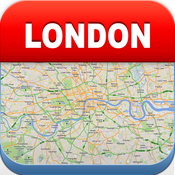 London Offline Map – City Metro Airport & Travel Route Planner [iOS]