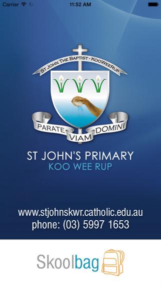 St John the Baptist Koo Wee Rup - Skoolbag