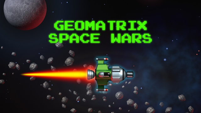 Geomatrix Space Wars FREE