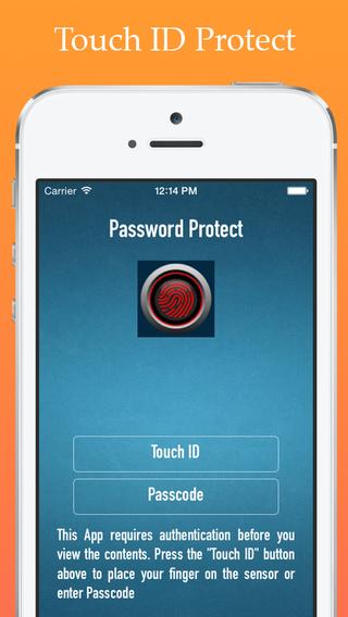 AnyLock - Password Manager.