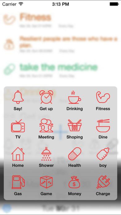 ezAlarm/Lite iPhone Screenshot 2