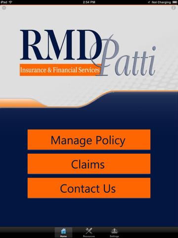 RMD Patti Insurance HD