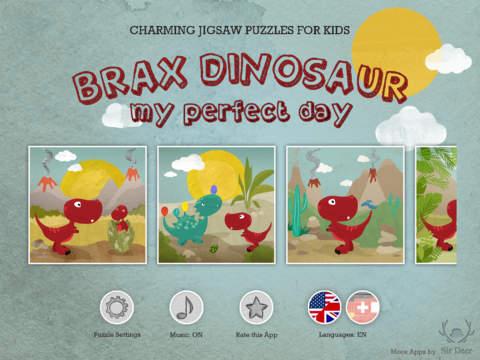 Dino Brax Puzzle