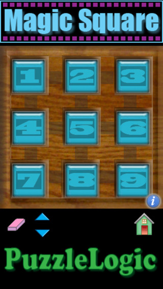 PuzzleLogic iPhone Screenshot 3