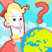 益智休闲 – 周游世界 Worldly – Countries Quiz! [iOS]