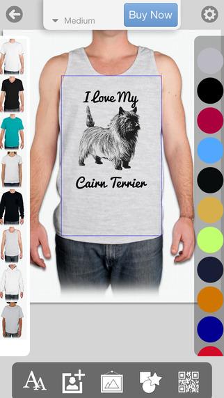 Shirtsy - Design and mail a custom shirt clothing