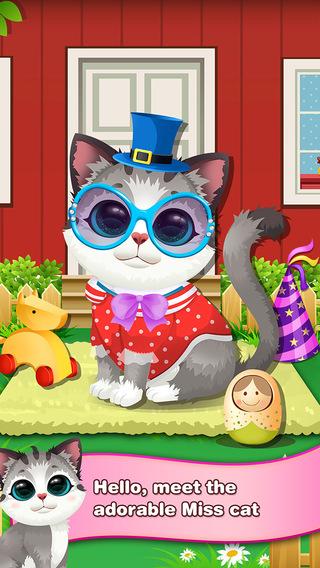 Fashion Cat Salon - Baby Pets Wash Care