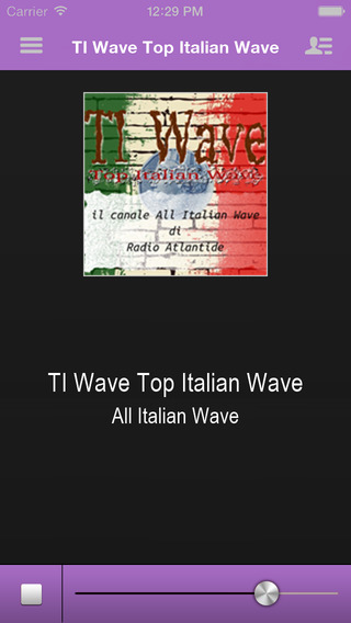 TI Wave Top Italian Wave