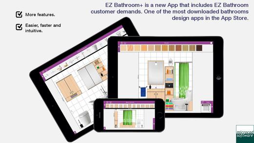 EZ Bathroom+