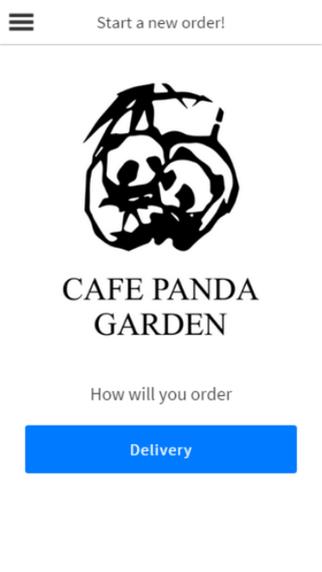 Cafe Panda Garden