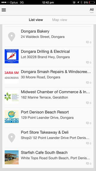 Everything Dongara