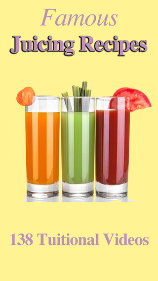 Famous Juicing Recipes