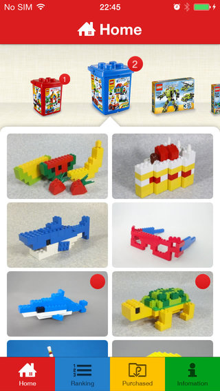 PlusL Alternative LEGO instructions