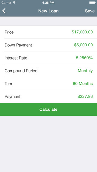 Loans: Personal Loan Calculator