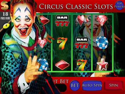 *777* A Abbies Las Vegas Circus Jackpot Classic Slots Machine-ipad-1