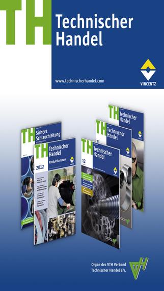 Technischer Handel: Zeitschrift für den Großhandel mit Industrie – Bedarfsartikeln