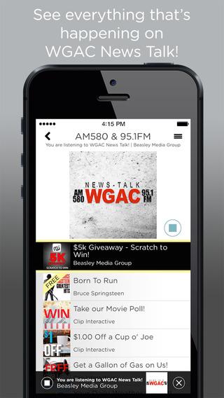 WGAC News Talk