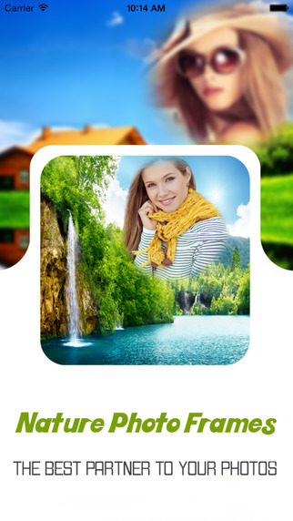 玩攝影App|Nature Photo Frames HD免費|APP試玩