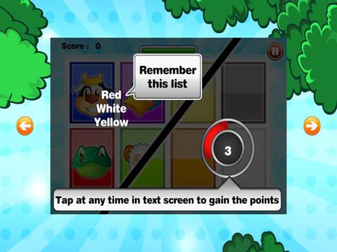 Memory Master Classic screenshot