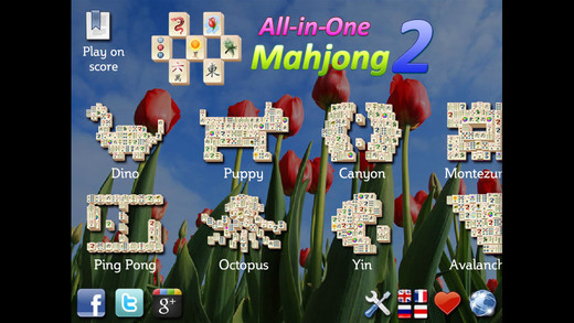 All-in-One Mahjong 2