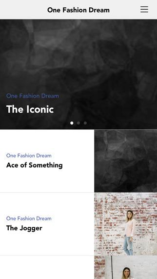One Fashion Dream