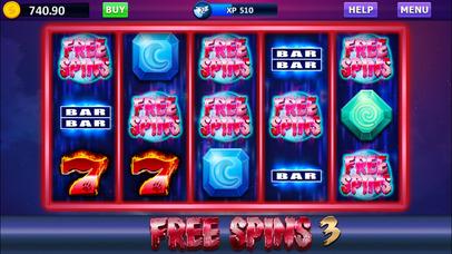 Screenshot 5 Howling Wolf: Spirit of the Moon Vegas Slots