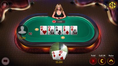 Screenshot 3 Guru Poker Online — Texas Holdem Poker