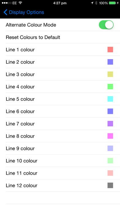 TinTin bellringing methods iPhone Screenshot 4