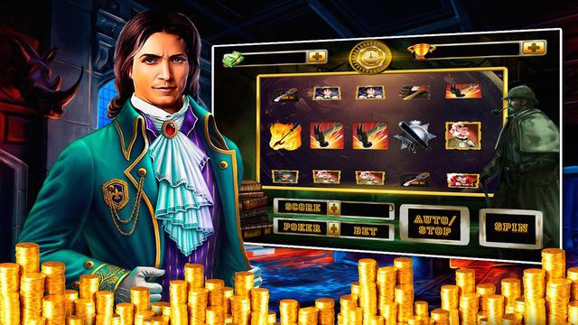 Manga Casino - Detective Stories Slots