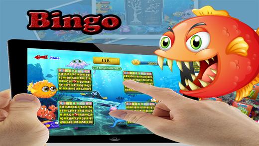 Splashy Splash Bingo Pro - A Underwater Bingo Dash Casino Heaven Academy