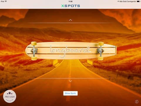XSpots - iPad version